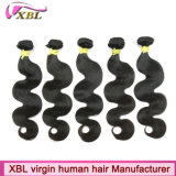 Large Stock Hair Weaving Hair Weft Body Wave
