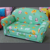 Modern House Preschool Kids Furniture/Children Leather Sofa/Drawer Chair (SXBB-15-02)
