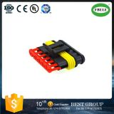 PBT 6 Pin Waterproof Tyco AMP Female Auto Connector