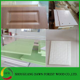 Good Quality Modular Kitchen Cabinet with PVC Blister Doors