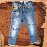New Fashion Design Men Casual Denim Jean Pant (Light Blue-HDMJ0026)