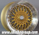Hot Sale Car Alloy Wheels for Audi BMW Benz BBS 15 16 17 18 Inch Best Price