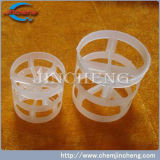 Plastic Tower Packing Pall Ring as Mass Transfer Media