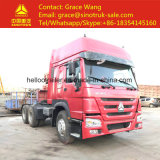 6X4 Chinese 2015 Year Used HOWO Truck Head for Sale