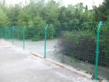 High Quality Cheap PVC Coated Welded Wire Mesh Triangle Fence