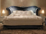 French Upholstered Bed Relaxing Bed Luxury