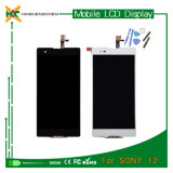 Hot Transparent LCD Touch Screen Glass for Sony Xperia T2 Ultra