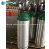 Wholesale Seamless 10L Medical Aluminum Oxygen Cylinder Price