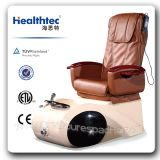 Easy Used Chocolate Brown Foot Massage Machine Price