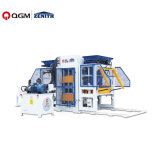 Best Selling German High Technology Full Automatic Concrete Cement Block Brick Machine