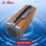 Portable Wooden Intelligent HiFi Bluetooth Speaker (DR02)