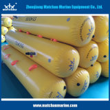 PVC Material Lifeboat Proof Load Testing Water Weight Bags