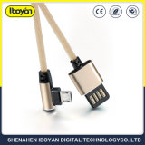 2.4A Electric Micro USB Data Charging Mobile Phone Cable