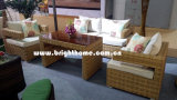 2015 New Design Outdoor Sofa Set Wicker Furniture/Outdoor Leisure Furniture (BP-8008)
