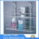 Double Spice Rack Kitchen Shelf Bathroom Hardware Supporter