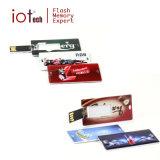 2GB Business Card USB Super Mini Credit Card Memory Stick USB