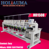 High Precision New Technology Automatic Computer 8 Head Embroidery Machine Price for Sale Flat Cap Hat Garment Embroidery Machine