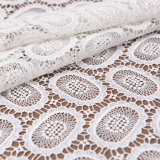 120cm Recycled Polyester Guipure Embroidery Fabric