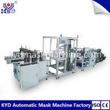 Kyd Automatic Disposable Non Woven Airline/Bus/Train Seat Headrest Cover Making Machine