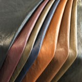 Fashion Design China Cheap Artificial Leather PU PVC Leather for Garment