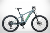 OEM/ODM High Performance Full Suspension Electric Bike with Rock Shox Fork