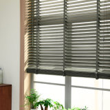 35mm Slat Basswood Venetian Blinds with String Ladder