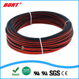 18 AWG Gauge Electrical Wire Premium DC 12V Hookup Red Black Copper Stranded Auto 2 Cord