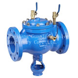 Safety Anti-Pollution Cut off Check Valve with Atmospheric Vent (GHS11X)