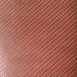 Embossed Z-Shaped Suede Microfiber PU Leather for Shoes Bags (HS-M1702)