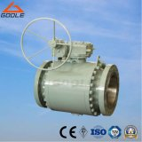 Forged Body High Pressure Trunnion Mounted Ball Valve (Q347PEEK)