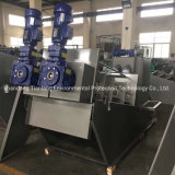 Electric Power Plants Wastewater Screw Sludge Dewatering Equipment