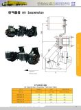 Suspension System Air Suspension Used for Trailer