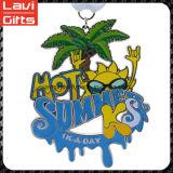 Fashion Promotion Custom Summer Carnival 1k Medal