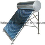 Glass Tube Non Pressure Solar Water Heater