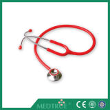 Ce/ISO Approved Medical Stethoscope Dual Head Professional (MT01015021)