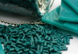 Phthalocyanine Green Pigment for Auto Paint Plastic Pigment