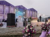 Wedding LED Screen / P8 Outdoor Rental Stage LED Event Show Display
