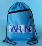 Custom Cheap Wholesale Waterproof Drawstring Bag