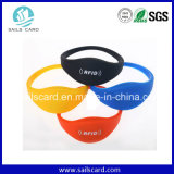 Multiple Colors RFID Wristband for Access Control