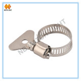 Stainless Steel Hydro Flow Butterfly Hose Clamps