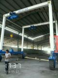 10-50ton Rubber Tyred Double Beam Gantry Crane / Rtg Crane