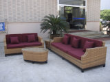 Factory Price/1 Set Accepted/Rattan Sofa/Wicker Sofa