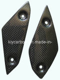 Carbon Fiber Motorcycle Heel Guards for YAMAHA FZ1/Fazer