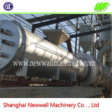 60tph Rotary Drum Sand Dryer with Gas Burner