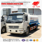 Overall Dimension 7200mmx2300mmx2500mm Water Tank Truck for Sale