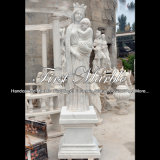 Marble Stone Statue for Home Decoration Ms-1078