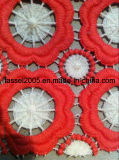 Chemical Embroidery Allover Lace Fabric Factory