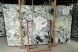 Natural Kinawa Light Green Marble Slab