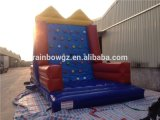 Hot Inflatable Magic Tape Climbing Wall Combo Sports Games for Sale