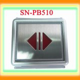 Stainless Still Call Button for Otis (SN-PB510)